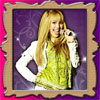 Hannah Montana Photo Mishap