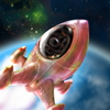 Space trophy A Free Action Game