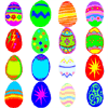 Match the pairs of Easter eggs as quickly as you can.