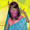 Charming  Idian Girl A Free Dress-Up Game