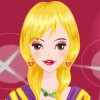 Colorful fashion girl A Free Dress-Up Game
