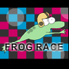 Frog Race A Free Action Game