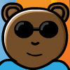 Cute Bear - Dressup Game