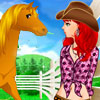 Cowgirl Sweetie A Free Dress-Up Game