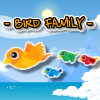 Bird Family A Free Action Game