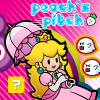Peachs Pitch A Free Action Game