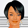 Rihanna Dressup A Free Dress-Up Game