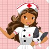 Cute Pet Nurse A Free Dress-Up Game