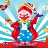very funny clown A Free Dress-Up Game