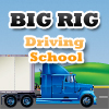 Big Rig: Driving School A Free Driving Game