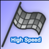 High Speed A Free Driving Game