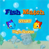 Fish Match A Free Puzzles Game