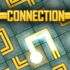 Addictive puzzle game, switch positions of the bricks to create a connection between the two source bricks