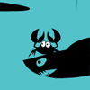 black fish 11 (move crab) A Free Action Game