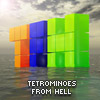 Tetrominoes from Hell A Free Puzzles Game