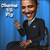 Obama VS Fly A Free Action Game