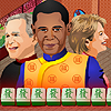 Obama Traditional Mahjong A Free BoardGame Game