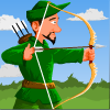 Green Archer 2 A Free Shooting Game