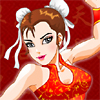 KongFu Dressup ChunLi A Free Dress-Up Game