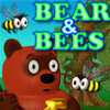 Bear&Bees A Free Action Game