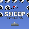 Sheep Invaders A Free Action Game