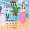Tropical Girl Dress Up A Free Dress-Up Game