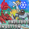 Skelebot Invation 2 A Free Action Game