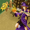 Wizard Defense A Free Action Game