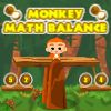 Monkey Math Balance A Free Puzzles Game