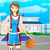 Basketball Girl Dress Up