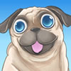 Pug the dog A Free Action Game
