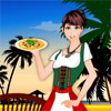 Waitress Girl Dress Up A Free Customize Game