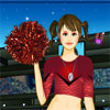 Cheerleader Girl Dress Up A Free Customize Game