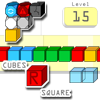 Cubes R Square A Free Puzzles Game