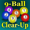 9-Ball Clear-Up A Free Sports Game