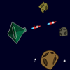 Asteroids A Free Action Game