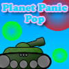 Planet Panic Pop A Free Action Game