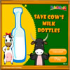 Help Carabao collect all the milk bottles which Cow  drop.  Turtle, the bully, will try to stop Carabao along the way.Make sure you help Carbao collect all the MIlk bottles. But be careful of the Pic-nic Basket! It will divert your attention into A trap made by the Turtle.