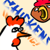 Chickens Incoming! A Free Action Game