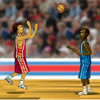 Basket ball A Free Action Game
