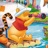 Winnie The Pooh Sliding Puzzle A Free BoardGame Game