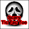 Scary Tic Tac Toe A Free Puzzles Game