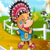 Faddist Calf Bill A Free Dress-Up Game