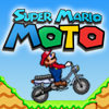 Super Mario Moto is a fun dirt bikes games where you drive Mario to be the best stunteur of the world.