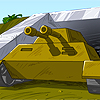 Drive your tank around and destroy the enemy forces to unlock/buy powerfull upgrades for your tank. In total this game has five basic weapons, six achievements and twenty-two ranks. four special bonuses (including mines and rockets)