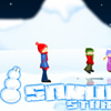 Snowman A Free Action Game