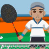 Supa Badminton A Free Action Game