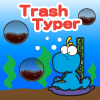 DinoKids - Trash Typer A Free Action Game