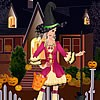 Trick Or Treat On Halloween Dress Up A Free Dress-Up Game