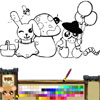 Online Bunny Coloring A Free Customize Game